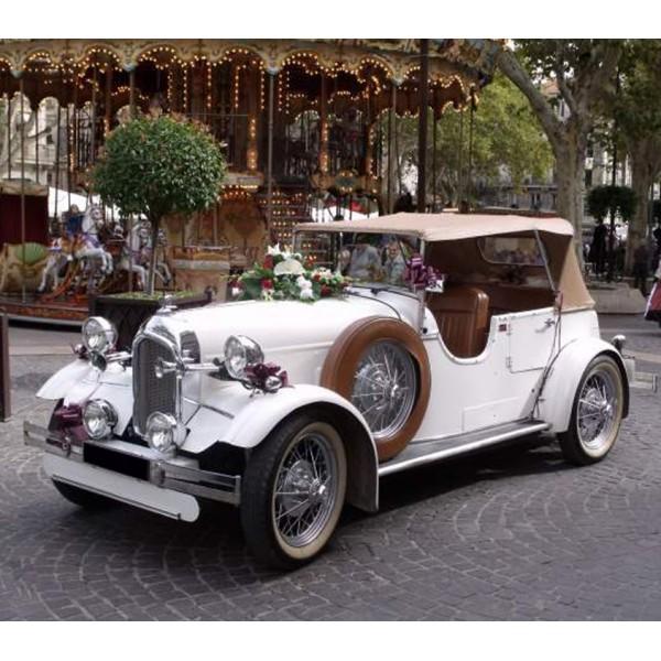 location auto retro collection bentley tourer cabriolet 1920. Black Bedroom Furniture Sets. Home Design Ideas