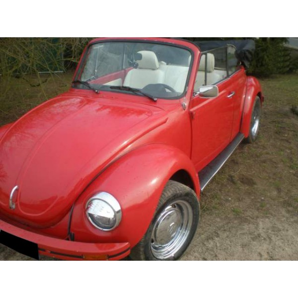 coccinelle cabriolet 1975