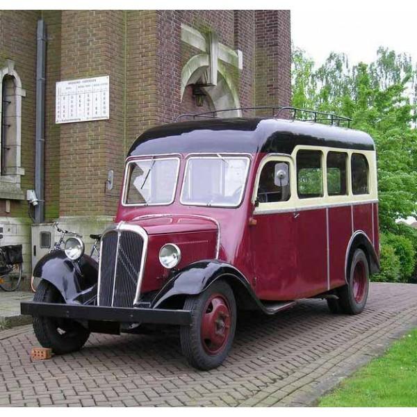location auto retro collection bus citroen a23 1933. Black Bedroom Furniture Sets. Home Design Ideas