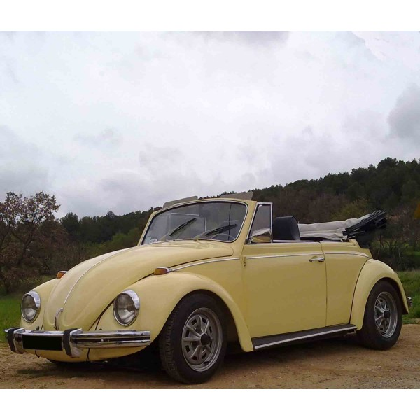 coccinelle cabriolet 1969