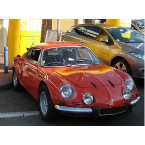 location auto retro collection renault alpine a110 coup 1976. Black Bedroom Furniture Sets. Home Design Ideas