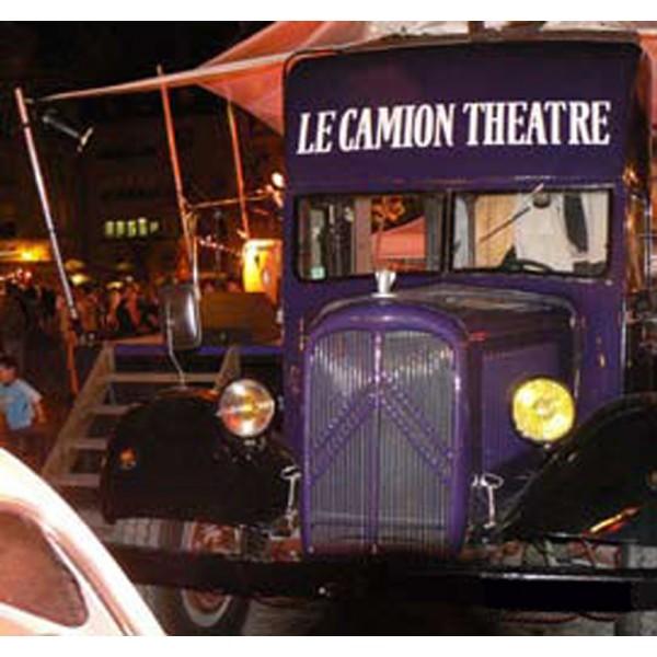 Location auto retro collection citroen type 45 camion - Camion plateau location ...