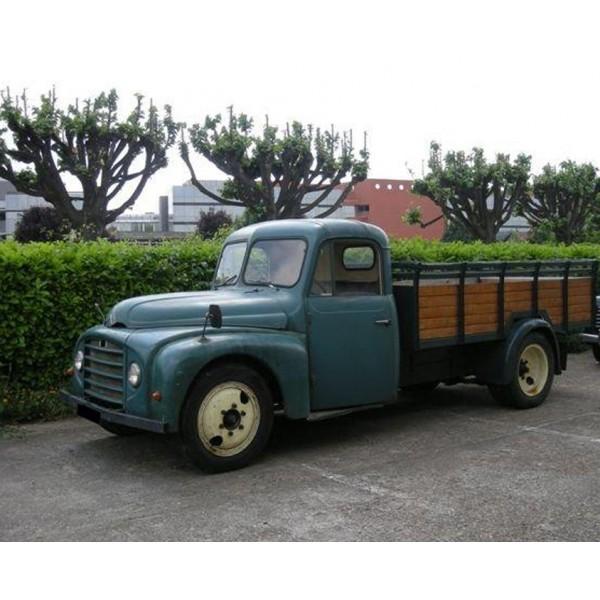 location auto retro collection citroen u23 camion plateau 1946. Black Bedroom Furniture Sets. Home Design Ideas