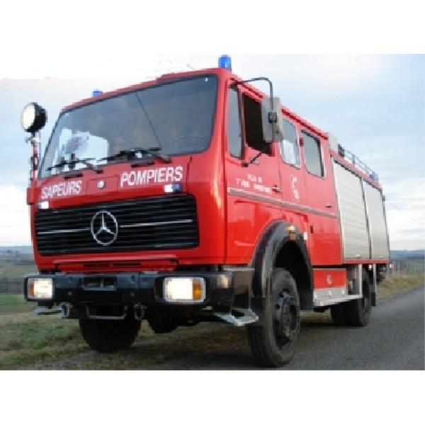 Pompiers mercedes sprinter camping car teamfirequadsport24com - Camion pompier cars ...