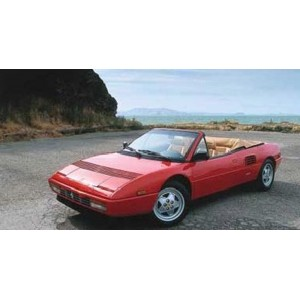 location auto retro collection ferrari mondial t 1992 cabriolet. Black Bedroom Furniture Sets. Home Design Ideas