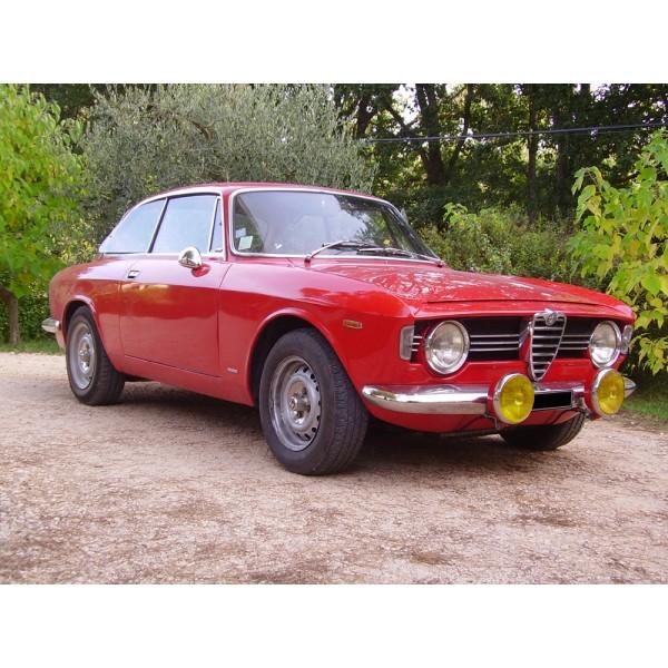 Alfa Roméo Coupé Giulia