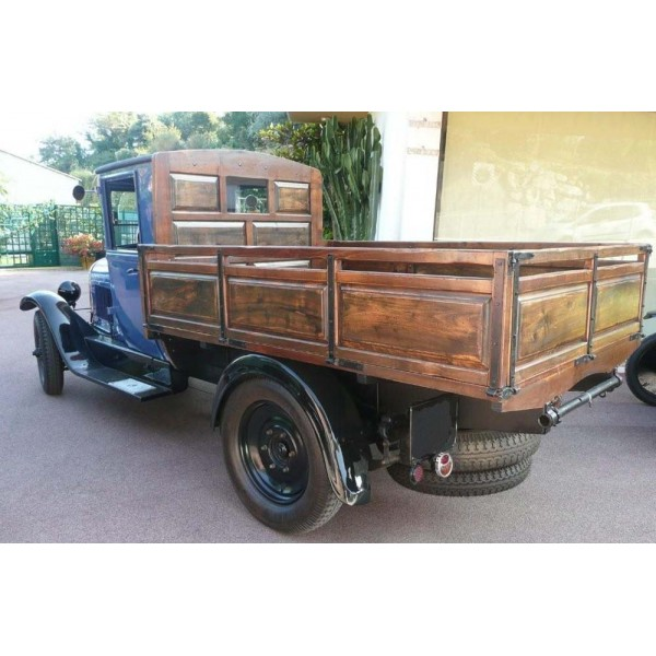 location auto retro collection citroen b15 f 1927 camionnette. Black Bedroom Furniture Sets. Home Design Ideas