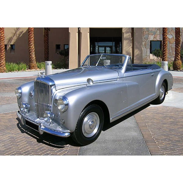 location auto retro collection bentley mark 6 drophead. Black Bedroom Furniture Sets. Home Design Ideas