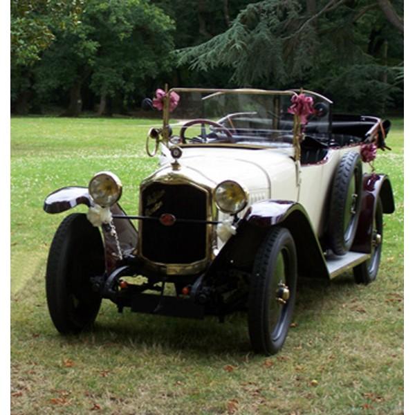 Location Auto Retro Collection De Dion Bouton Iw 1923
