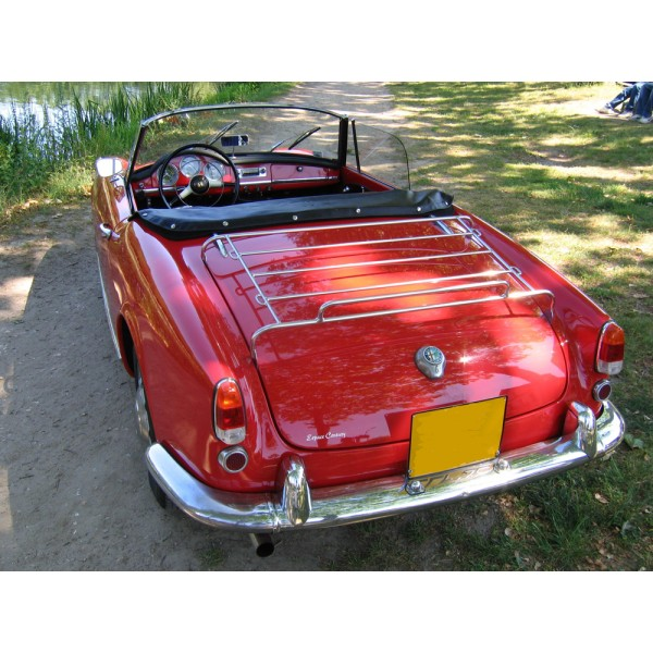 location auto retro collection alfa rom o giulietta spider 1961 cabriolet. Black Bedroom Furniture Sets. Home Design Ideas