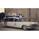 cadillac ambulance ghosbuster 1959