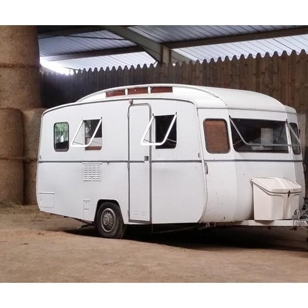 Location Auto Retro Collection Caravane Notin De 1973