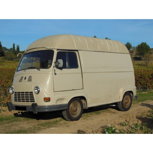 location auto retro collection renault estafette de 1975. Black Bedroom Furniture Sets. Home Design Ideas