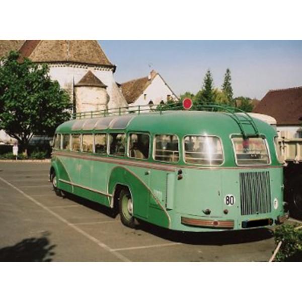 location auto retro collection autocar isobloc de 1948. Black Bedroom Furniture Sets. Home Design Ideas