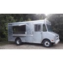 chevrolet step van food truck vintage de 1978