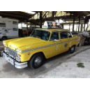 checker taxi new-yorkais de 1980