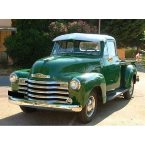 location auto retro collection chevrolet pick up 3100 1950. Black Bedroom Furniture Sets. Home Design Ideas