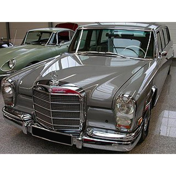 Toyota Of Pullman >> Location auto retro collection - mercedes 600 limousine pullman 1971