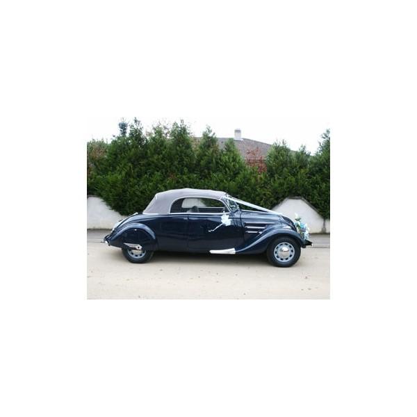 location auto retro collection peugeot 402 coach cabriolet 1938. Black Bedroom Furniture Sets. Home Design Ideas