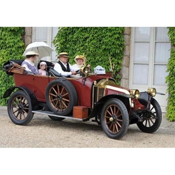 Location auto retro collection - Renault type bk cabriolet ...
